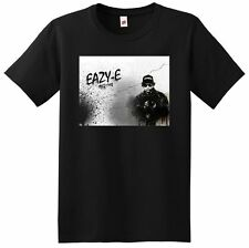 *NEW* EAZY E T SHIRT nwa compton poster tee SMALL MEDIUM LARGE or XL