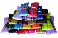 3 Metres of 7mm wide Paper Raffia in Various Colours
