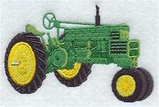 Personalised Custom Embroidered Tractor Bath Sheet,  Bath Towel or Hand Towel