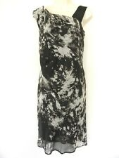 BNWT JACQUI E GORGEOUS PRINT COCTAIL DRESS RRP $149.95 SZ 10 12 14