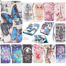 Phone Protective Case for iPhone 7S 6S 5S PU Leather Wallet Cover Diamond Print