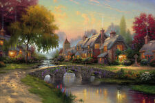Home Decor Modern HD print oil painting art on canvas by thomas-kinkade