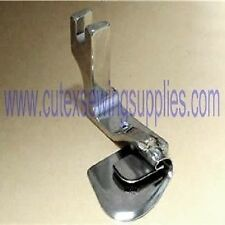 Single Fold Upturn Hemmer Foot For Industrial Sewing Machine - High Shank