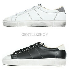 Men's Fashion Shoes Vintage Dirty Styling Lace Up Sneakers 549, GENTLERSHOP