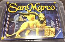 San Marco Board Game by Alan R Moon of Ticket to Ride Ravensburger Games NEW OOP
