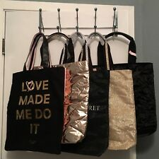 NEW WITH TAGS VICTORIA'S SECRET TRAVEL TOTE BAG  CHOOSE YOUR FAV. X (1)