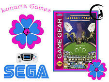 Caesars Palace Sega Game Gear OK Game Only