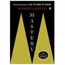 Mastery Paperback By Robert Greene Author, The 48 Laws of Power, 33 Strategies