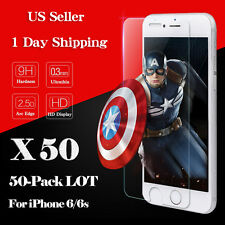 """HOT Wholesale Premium 9H Tempered Glass Screen Protector Film iPhone 6 6S 4.7"""""""