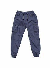 Pumpkin Patch Boys Lined Pull On Cargo Pants - Sale
