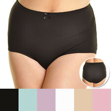 WOMEN'S PLUS SIZE LIGHT CONTROL PANTY BRIEF(SEE MEASUREMENTS) 2XL - 4XL, NWT!