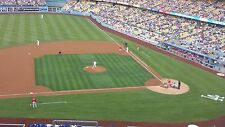 Los Angeles Dodgers vs Chicago Cubs Tickets 08/27/16 (Los Angeles)