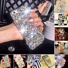 3D Handmade Bling Diamond Rhinestone Crystal Case Cover For iPhone 6 / 6S Plus