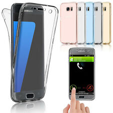 For Samsung Galaxy Note 7 /S7 Edge Crystal Clear Cover Full Body Protective Case