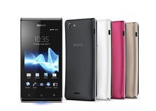 ST26i Original Sony Ericsson Xperia J ST26 Unlocked Cell Phone Android GPS WIFI