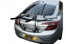 Rear Mounted 2 Bike Car Cycle Carrier upto 30kg for VAUXHAL INSIGNIA ES 09- BC60
