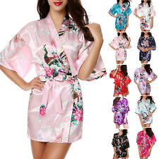 Women Sexy Lace Polyester Underwear Lingerie Floral Sleepwear Nightdress Robes