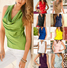 Tank Tops Top Fashion Womens Summer T-Shirt Sleeveless Casual Blouse