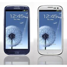 "Samsung Galaxy S3 SIII i9300 Original Unlocked 4.8"" 3G Wifi 8MP NFC Android 16GB"