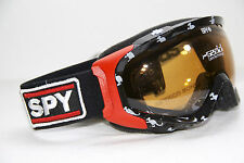 NEW Spy Soldier Snow Goggles for Skiing or Snowboarding One Size Unisex Adults