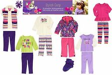 NWT Gymboree Stylish Corgi 2pc & 3pc Sets Tops & Bottoms U-Pick Size:5T, 4T
