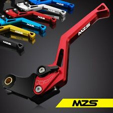 MZS Clutch Brake CNC Levers For TRIUMPH Street Triple 675 07-11 Daytona 600/650