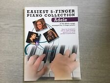 Easiest 5-Finger Piano Collection - Adele