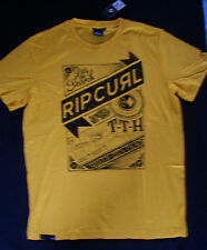 NEW RIP CURL MENS T-SHIRT BNWOT M AWESOME BUY on sale now