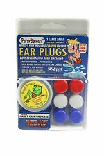 PUTTY BUDDIES Floating Earplugs for Swimming/Bathing, 3-pair pack