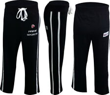 Mens Cotton Joggers Fleece Jogging Trousers Pants Track Suit MMA Boxing Bottom