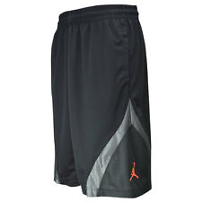 Nike Air Jordan CP3.VIII Dri-Fit Basketball Shorts Black Men's Medium XL 2XL