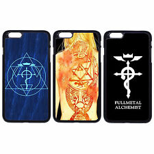 Fullmetal Alchemist Logo Cool For Apple iPhone iPod & Samsung Galaxy Case Cover