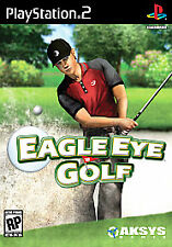 Eagle Eye Golf Sony PlayStation 2 PS2 Game  Brand New - Fast Ship - In Stock