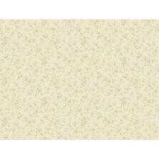 York Wallcoverings Roses PN0538 One Color Trail Wallpaper, Beige