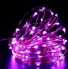 2M 20LED Copper String Fairy Light String Wire for DIY Christmas Tree Decorative