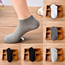 1 Pair New Men Casual Sports Socks Crew Ankle Low Cut Cotton Socks 9-12