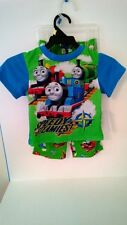 NEW Thomas The Tank Engine Toddler Officially Licensed Sleepwear (12 M & 18 M)