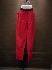 Oaks-Made in Italy-Flannel and Suede Pant-L4