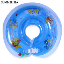 Infant Swimming Donut Pool For Baby Cycle Swim Ring Float Collar With Gripper