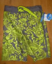 Boys Wave Zone Tropical SWIM TRUNKS board shorts SIZE 4/5 6/7 8/10 swimming suit