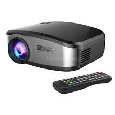 1200lumens 1080P HD Home Cinema 3D HDMI USB AV Video Game LED LCD Mini Projector