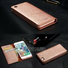 XUNDD Soft Leather Wallet case card pocket cover for Apple iPhone 7 plus 7 6s