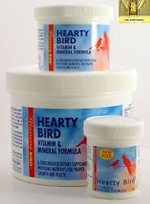 Hearty All Bird High Vitamin And Mineral Supplement Formula during development