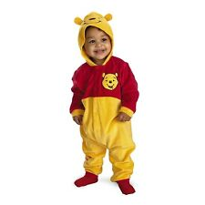 Winnie the Pooh Tigger Disney Cute Costume Infant Baby Soft 0-6 12-18 Months