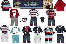 NWT Gymboree Handsome Pup Sets & Pieces  Sizes: 0-3, 3-6, 6-12, 12-18, 18-24 mos