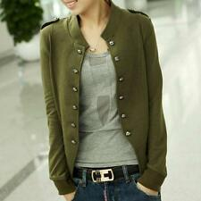Women's Stylish Slim Button Casual Business Blazer Suit Jacket Coat Outwear