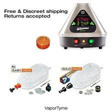 New Digital Volcano Vaprizer w/ Easy Valve or Solid Valve by Storz and Bickel