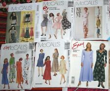 CHOOSE one Dress PATTERN sz 4, 6, 8, 10 McCalls Vogue Fancy Casual Easy designer