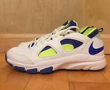 NIKE ZOOM HUARACHE TR LOW WHITE ROYAL VOLT TRAINING TRAINER SZ 9-13  442243-147
