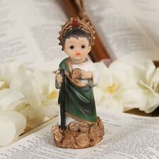 Saint Jude Baptism Christening Communion Catholic Figurine Favor Gift 25-48 Qty